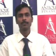 Abhineet Anand , Antique stock broking