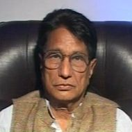 Ajit Singh , Aviation minister, GoI