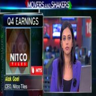 See double-digit growth in next few quarters: Nitco Tiles