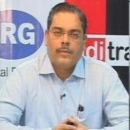 Anand Tandon, CEO, JRG Securities