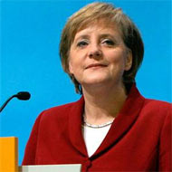 Merkel set to win Spanish aid vote despite rebels