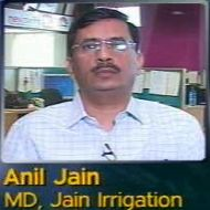 Anil Jain, MD, Jain Irrigation 