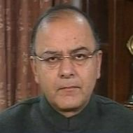 Arun Jaitley, BJP leader of the opposition in the Rajya Sabha