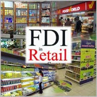 Cabinet approves 51% FDI in multi-brand retail