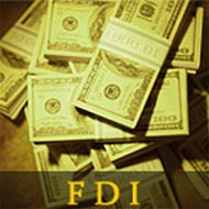 India permits FDI from Pak