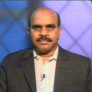 A Subba Rao, Grp CFO, GMR Infra