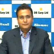Girish Agarwaal, Director, DB Corp