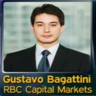 Gustavo Bagattini , RBC Capital Markets