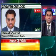 Shailendra Sancheti, Group CFO, House of Pearls 