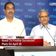 Infosys Q4 profit below expectation; up 2% at Rs 1818cr