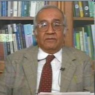 Kirit Parekh, Member, Planning Commission