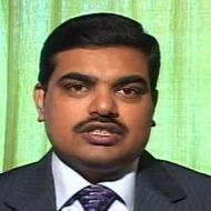Kishore Narne, Vice President, Anand Rathi Commodities