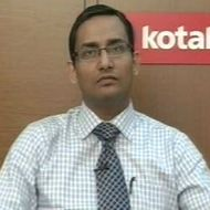 Lokesh Garg, Associate Director, Kotak Institutional Eq
