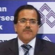 M Narendra, chairman, Indian Overseas Bank