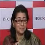 Naina Lal Kidwai, Head, HSBC India