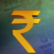 Rupee weak on euro, Asian peers; dollar flows cap fall