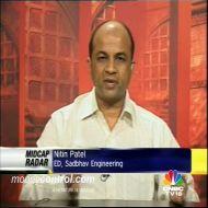 Nitin Patel, ED, Sadbhav Engineering