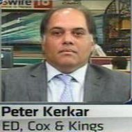Peter Kerkar, Director, Thomas Cook