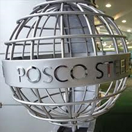 POSCO Q1 profit drops 54%; misses forecast