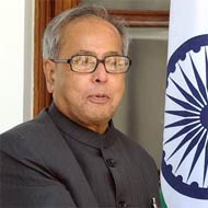 Mukherjee pays homage to leaders before taking oath as Prez