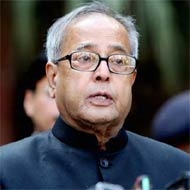 Pranab expects RBI to adjust interest rates on Monday