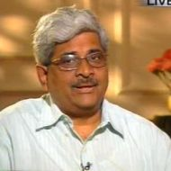 R Gopalan, Eco Affairs Secy, GoI