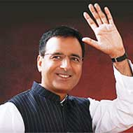 Randeep Singh Surjewala, Commerce minister, Haryana