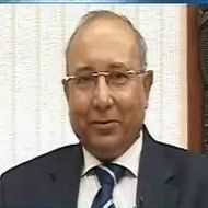 S Hajra, CMD, Shipping Corporation of India