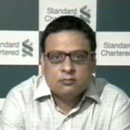 Sanjay Singh, Director, StanChart Securities