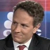 Timothy Geithner, US treasury secretary