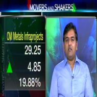 Current order book is close to Rs 1000cr: Om Metals
