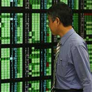 Nikkei soars on yen weakness, Asian shares more cautious