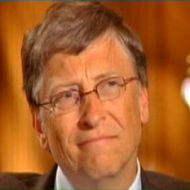 Bill Gates, Chairman, Microsoft