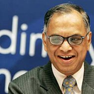 Ready to run for president, says Narayana Murthy