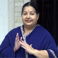 Jaya announces pulling out AIADMK MP from delegation