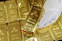 MCX GOLDM May contract declines