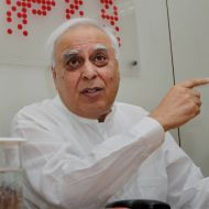 Kapil Sibal , Telecom Minister