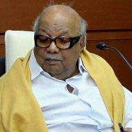 DMK chief's U-turn; 'didn't threaten UPA of pull out'