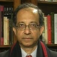 Kaushik Basu, Chief Eco Advisor, Govt of India