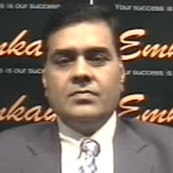 Kumar Karwa, MD, Emkay Global