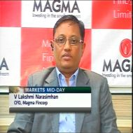 V Lakshmi Narasimhan, CFO, Magma Fincorp