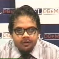 Manoj Murlidhar, Head of Derivatives, IIFL PReMIA  