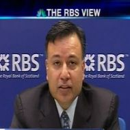 Rambit Bhasin, managing director and head of markets, RBS