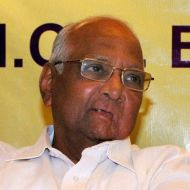 Sharad Pawar allays drought fear, expects normal monsoon