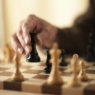 The other world of professional chess players