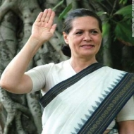 Sonia holds strategy meeting with senior leaders