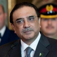 Zardari calls to frame law to prevent forced conversion