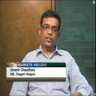 Umesh Choudhary, MD , Titagarh Wagons